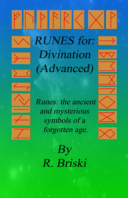 Runes for: Divination (Advanced) COVER Image